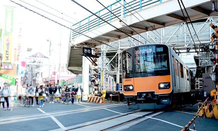 注文住宅の施工範囲:東武練馬駅前
