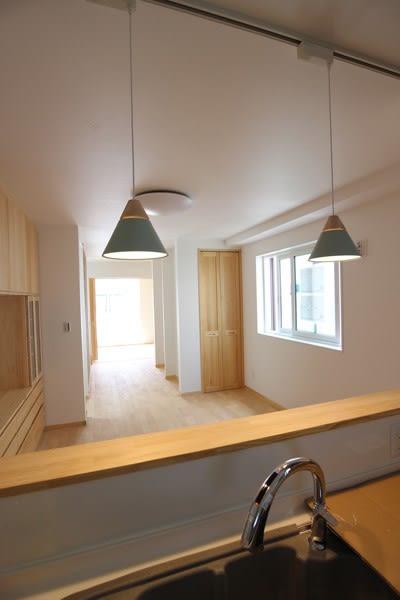 板橋区蓮根の3階建て、いよいよ完成です!