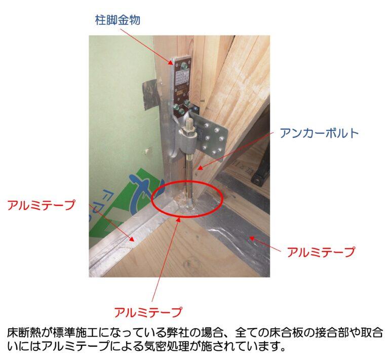 練馬区桜台 y邸の気密施工