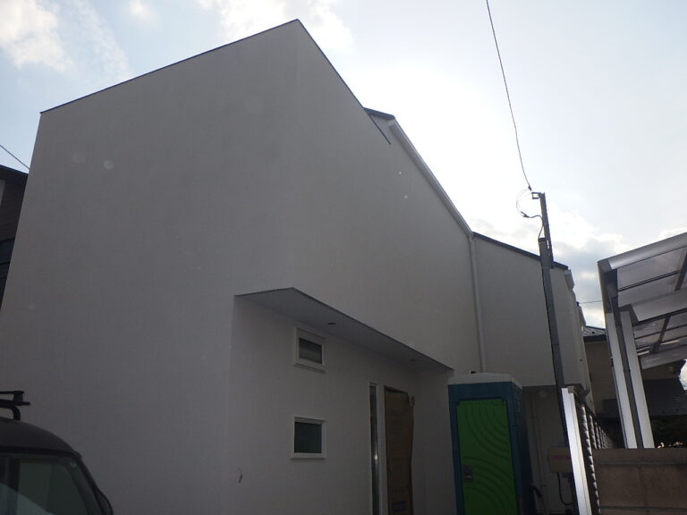 練馬区富士見台 N邸の外観