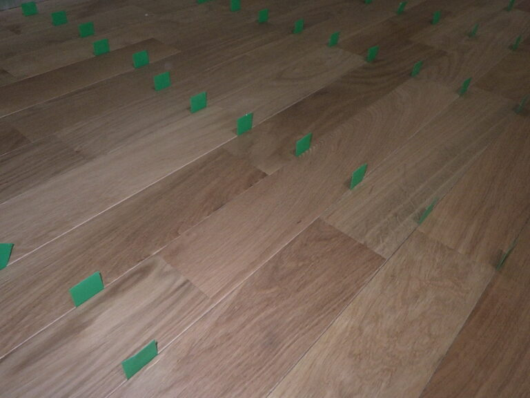 練馬区桜台 y邸の無垢床材