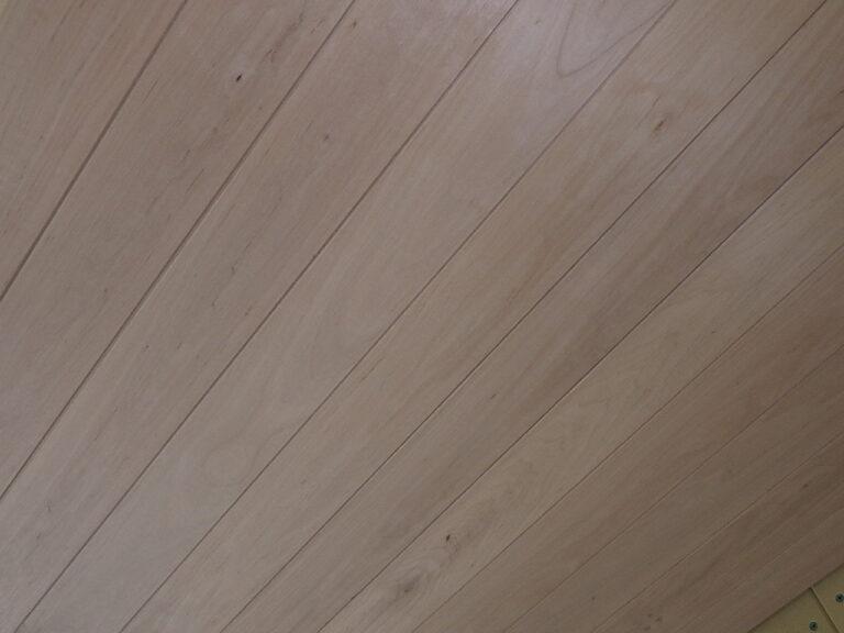 板橋区蓮根 I邸の無垢天井